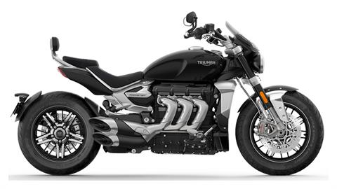 2020 Triumph Rocket 3 GT in Dubuque, Iowa