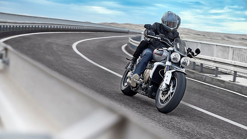2020 Triumph Rocket 3 GT in Simi Valley, California - Photo 2