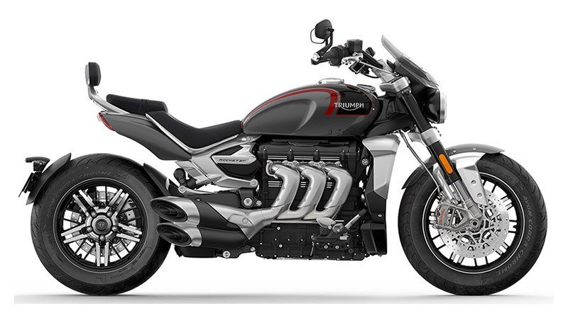 2020 Triumph Rocket 3 GT in Iowa City, Iowa - Photo 5