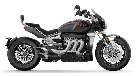 2020 Triumph Rocket 3 GT in Enfield, Connecticut - Photo 1