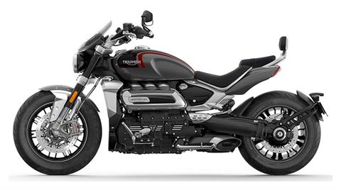 2020 Triumph Rocket 3 GT in Philadelphia, Pennsylvania - Photo 2