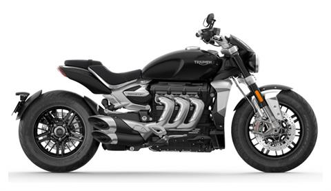 2020 Triumph Rocket 3 R in Enfield, Connecticut
