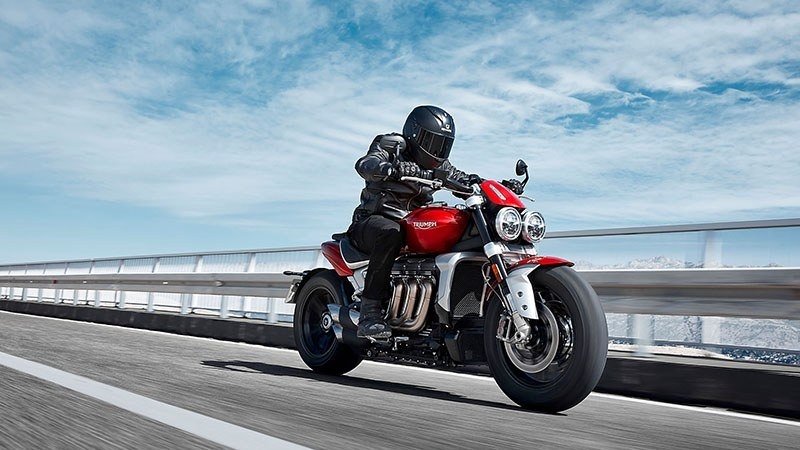 2020 Triumph Rocket 3 R in Shelby Township, Michigan - Photo 5