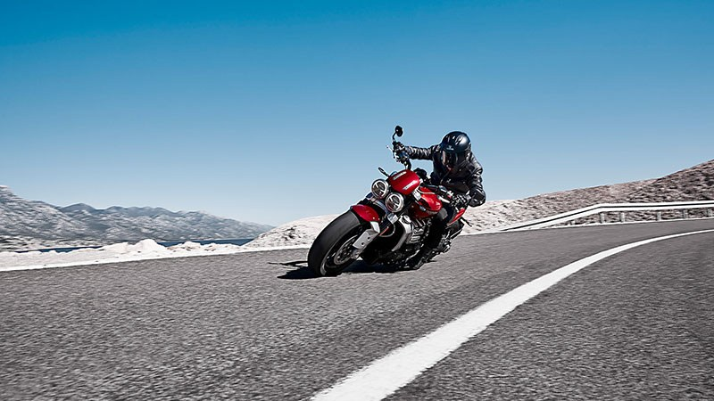 2020 Triumph Rocket 3 R in New York, New York - Photo 6