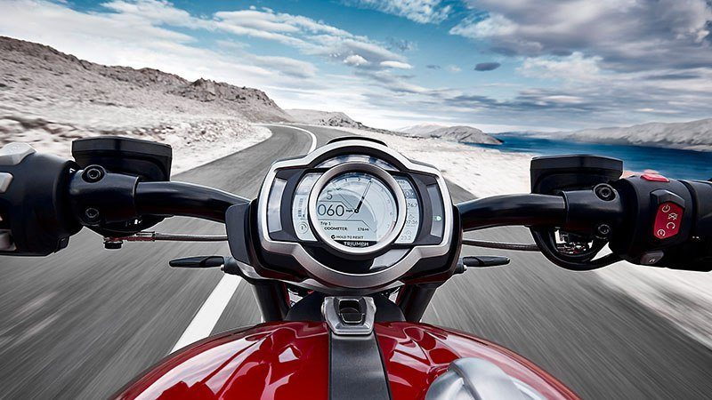 2020 Triumph Rocket 3 R in New York, New York - Photo 9