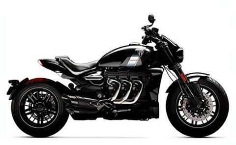 2020 Triumph Rocket 3 TFC in Iowa City, Iowa