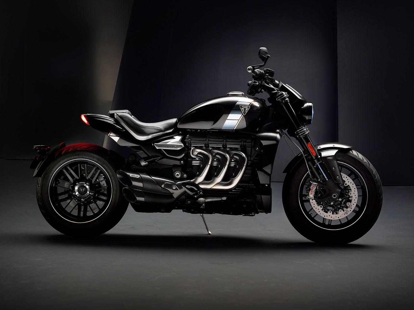 2020 Triumph Rocket 3 TFC in Shelby Township, Michigan - Photo 2