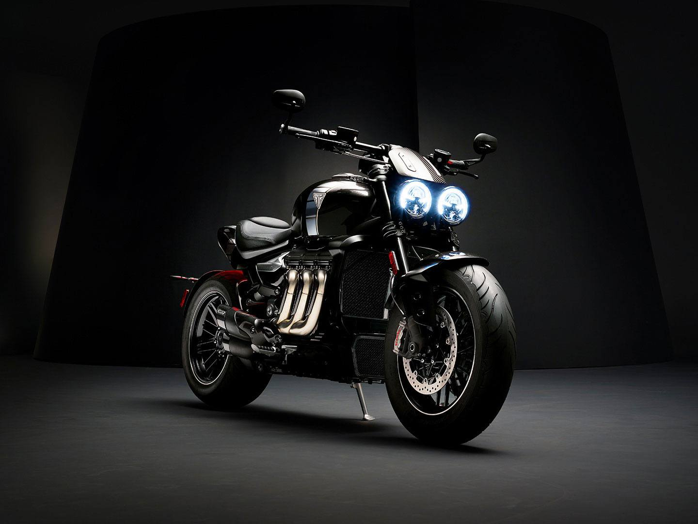 2020 Triumph Rocket 3 TFC in Pensacola, Florida - Photo 3