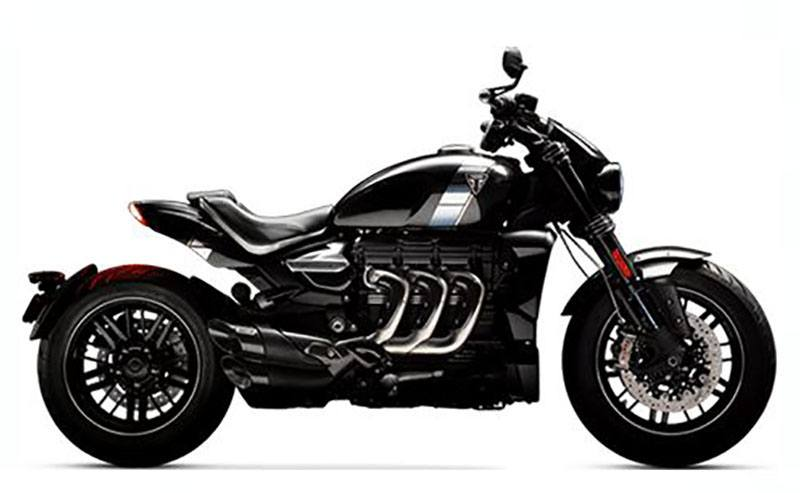 2020 Triumph Rocket 3 TFC in Pensacola, Florida - Photo 1