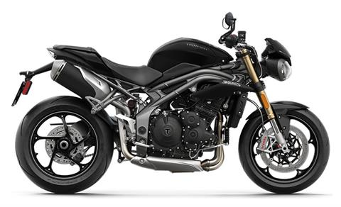 2020 Triumph Speed Triple S in Cleveland, Ohio