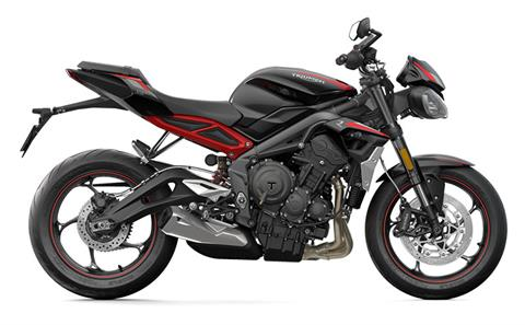 2020 Triumph Street Triple R in Philadelphia, Pennsylvania