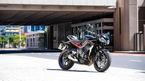 2020 Triumph Street Triple R in Cleveland, Ohio - Photo 4