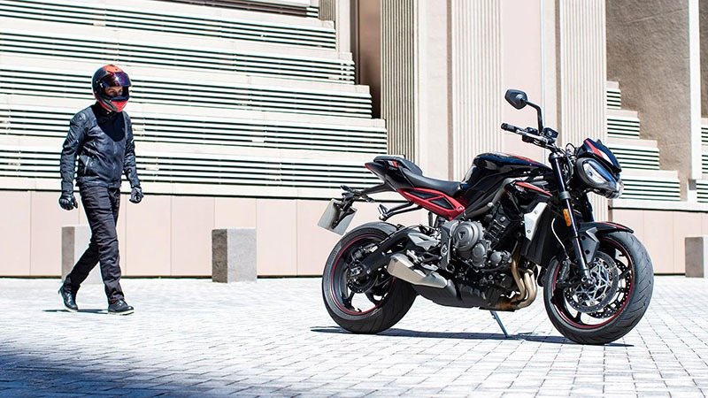 2020 Triumph Street Triple R in Cleveland, Ohio - Photo 6