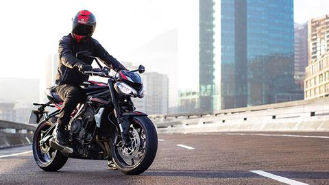2020 Triumph Street Triple R in Cleveland, Ohio - Photo 10