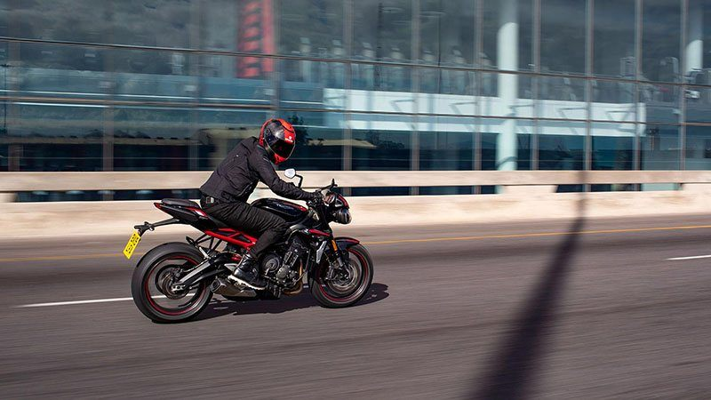 2020 Triumph Street Triple R in Cleveland, Ohio - Photo 11