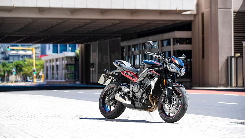 2020 Triumph Street Triple R in Columbus, Ohio - Photo 4