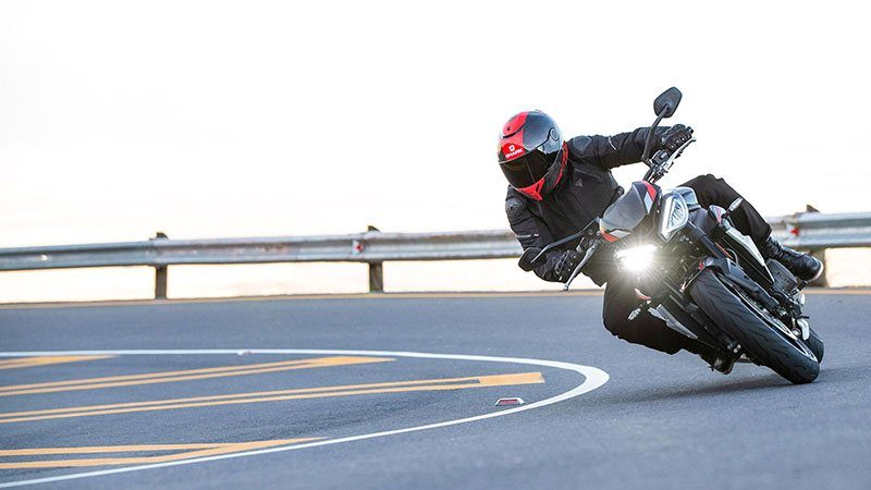 2020 Triumph Street Triple R in Columbus, Ohio - Photo 9