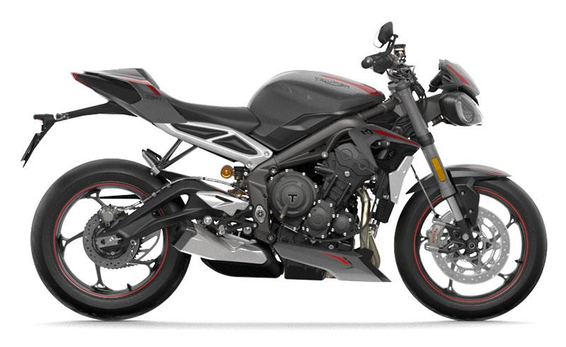 2020 Triumph Street Triple RS in Greenville, South Carolina