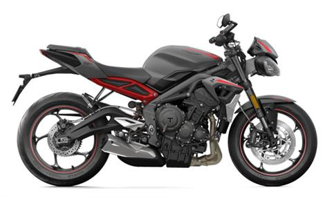 2020 Triumph Street Triple R Low in Tarentum, Pennsylvania