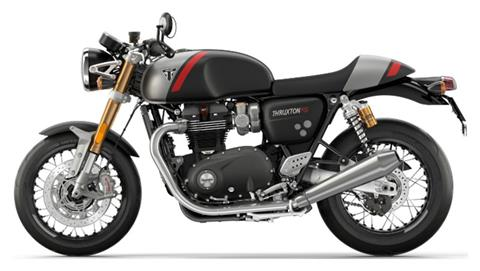 2020 Triumph Thruxton RS in Dubuque, Iowa