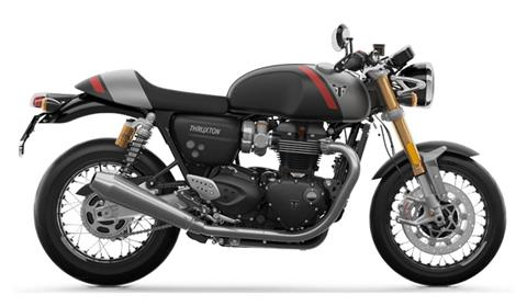 2020 Triumph Thruxton RS in Colorado Springs, Colorado - Photo 1
