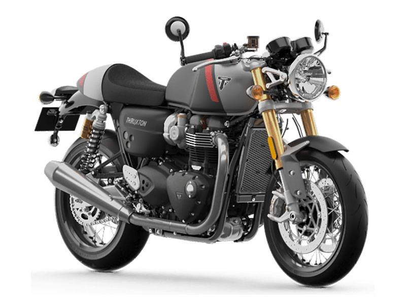 2020 Triumph Thruxton RS in San Jose, California - Photo 3