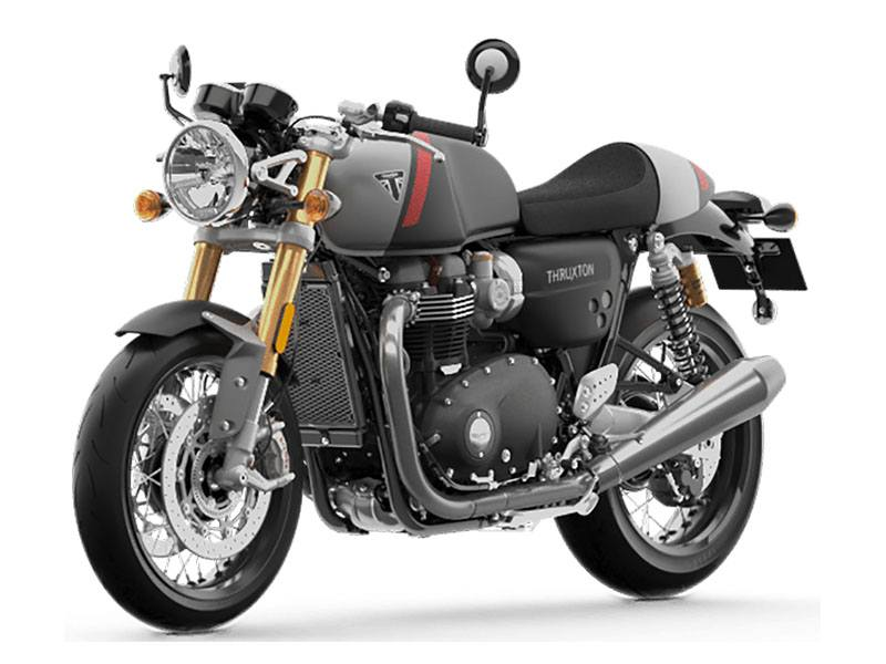 2020 Triumph Thruxton RS in San Jose, California - Photo 4
