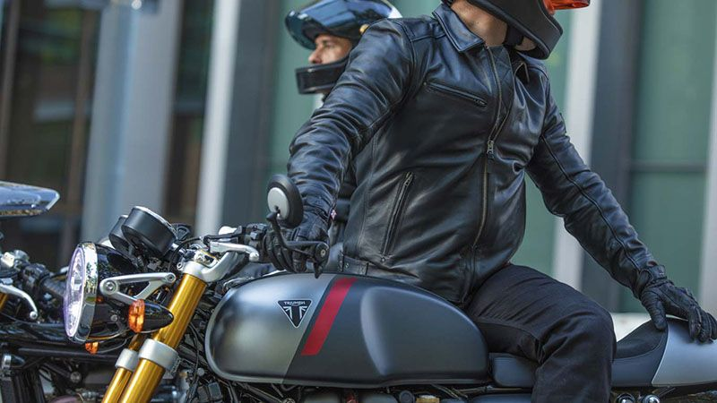 2020 Triumph Thruxton RS in San Jose, California - Photo 10