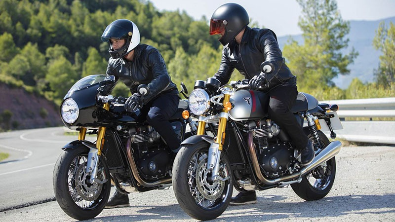 2020 Triumph Thruxton RS in San Jose, California - Photo 11