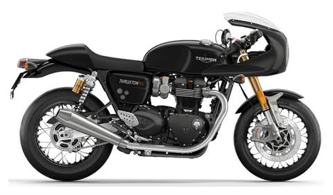 2020 Triumph Thruxton RS - Showcase in Iowa City, Iowa
