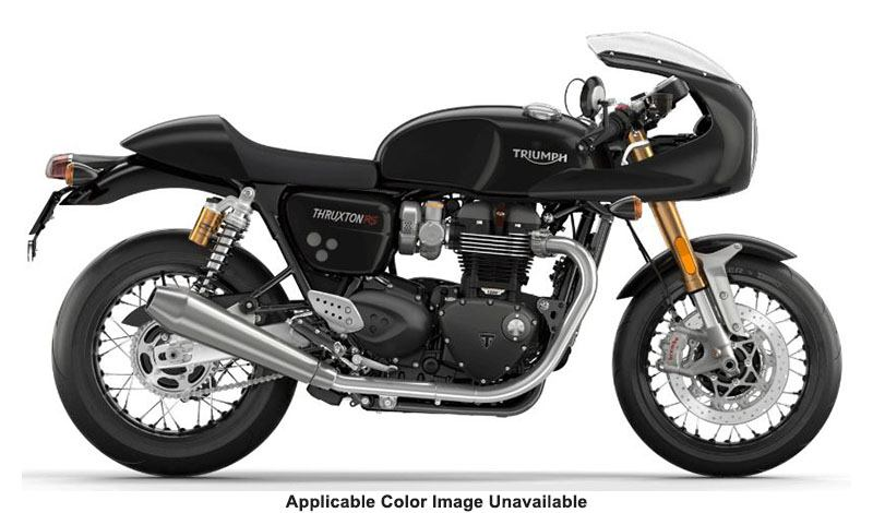 2020 Triumph Thruxton RS - Showcase in Greensboro, North Carolina - Photo 1