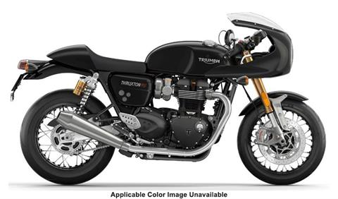 2020 Triumph Thruxton RS - Showcase in Columbus, Ohio - Photo 1