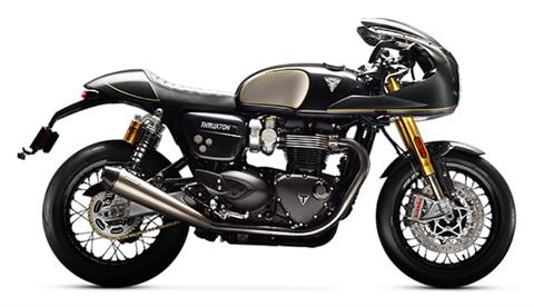 2020 Triumph Thruxton 1200 TFC in Frederick, Maryland