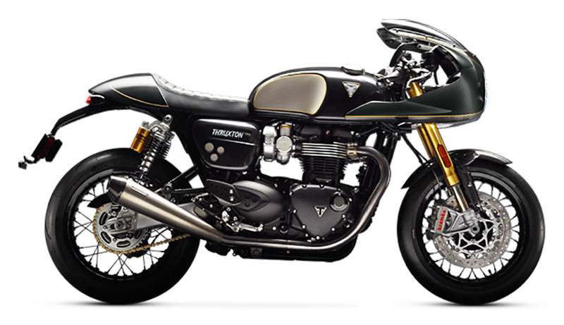 2020 Triumph Thruxton 1200 TFC in Charleston, South Carolina - Photo 1