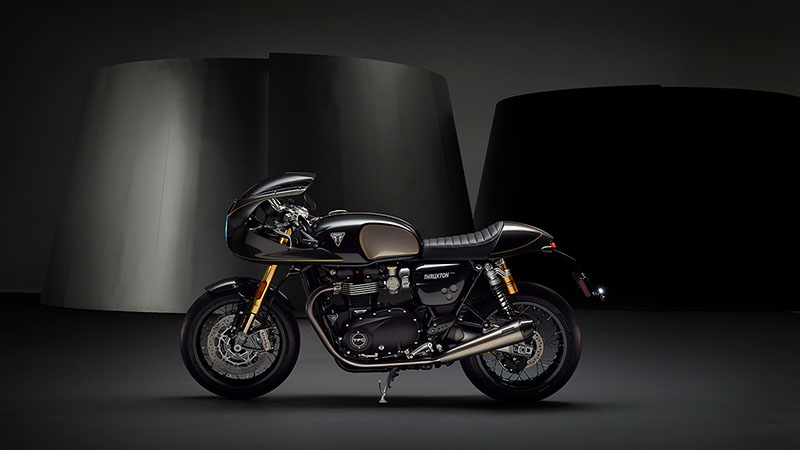 2020 Triumph Thruxton 1200 TFC in Pensacola, Florida - Photo 2
