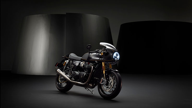 2020 Triumph Thruxton TFC in Greenville, South Carolina - Photo 3