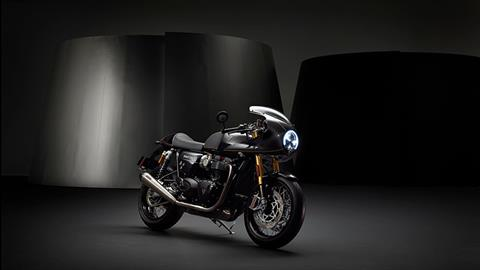 2020 Triumph Thruxton 1200 TFC in Pensacola, Florida - Photo 3