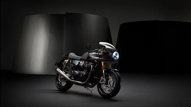 2019 Triumph Thruxton TFC in Columbus, Ohio