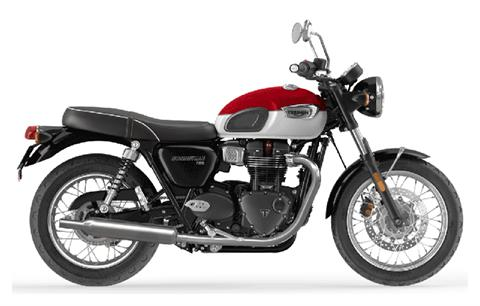 2022 Triumph Bonneville T100 in Greenville, South Carolina