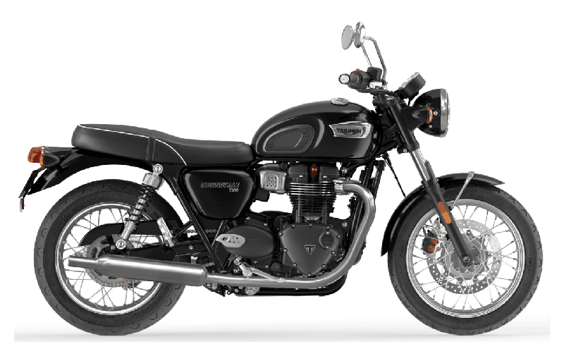 2022 Triumph Bonneville T100 in Norfolk, Virginia