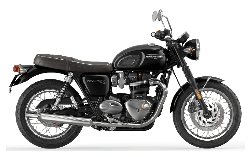 2022 Triumph Bonneville T120 in Saint Louis, Missouri