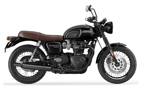 2022 Triumph Bonneville T120 Black in Philadelphia, Pennsylvania