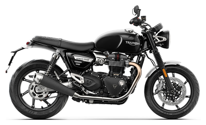 2021 Triumph Speed Twin in Greensboro, North Carolina - Photo 1