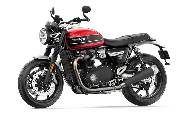 2021 Triumph Speed Twin in Greenville, South Carolina - Photo 2