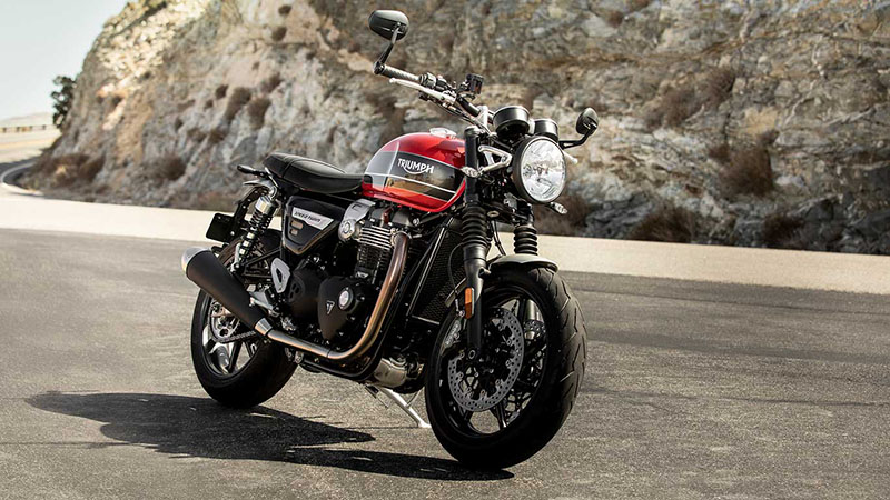 2021 Triumph Speed Twin in Saint Louis, Missouri - Photo 6