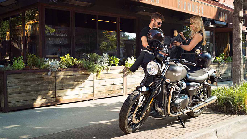 2021 Triumph Street Twin in Tarentum, Pennsylvania - Photo 6