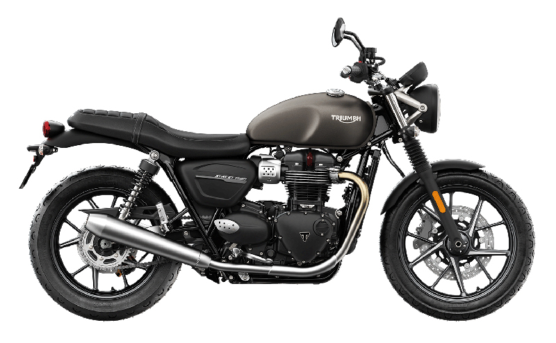 2021 Triumph Street Twin in Stuart, Florida - Photo 1