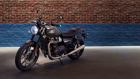 2021 Triumph Street Twin in San Jose, California - Photo 5