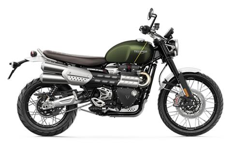 2021 Triumph Scrambler 1200 XC in Iowa City, Iowa