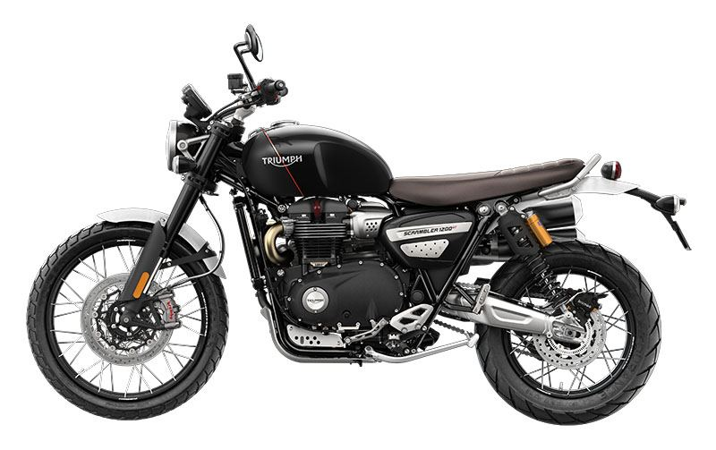 2021 Triumph Scrambler 1200 XC in San Jose, California - Photo 2